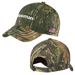 Americana Camo Hats (embroidered)
